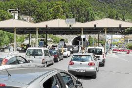 La subida del IVA incrementará la tarifa del túnel de Sóller entre 5 y 10 céntimos