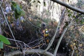 Extinguido un incendio forestal en Sant Joan