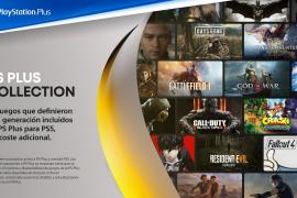 Nuevos detalles de PlayStation Plus Collection + juegos del mes de noviembre