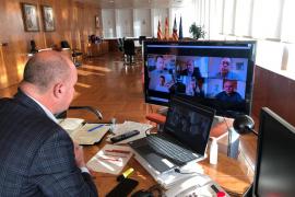 Vicent Marí inicia una ronda de reuniones con ayuntamientos y agentes sociales