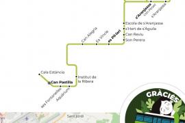 La EMT acuerda activar la L31 regular entre Sant Jordi y Can Pastilla desde este sábado