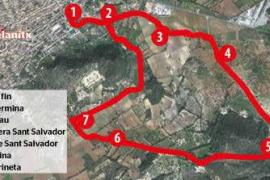 La ruta de Son Quelles: de Felanitx a la Creu de Sant Salvador