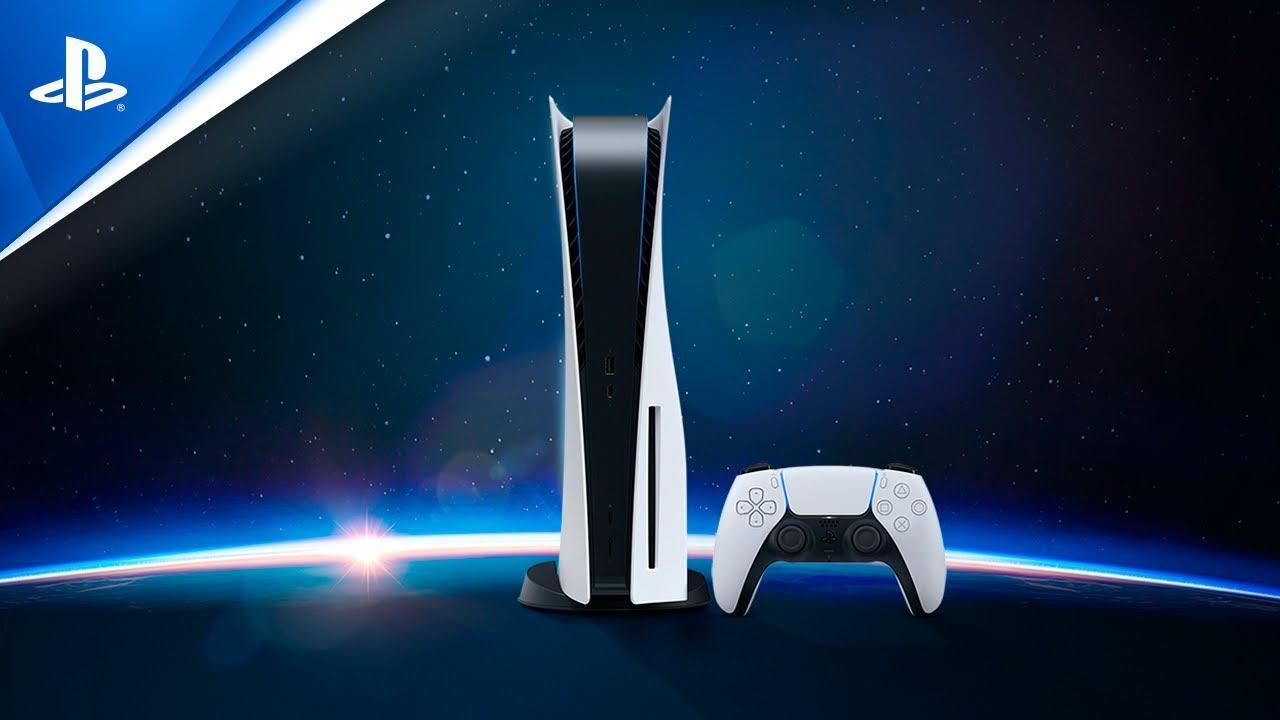 Anuncio de lanzamiento de PS5