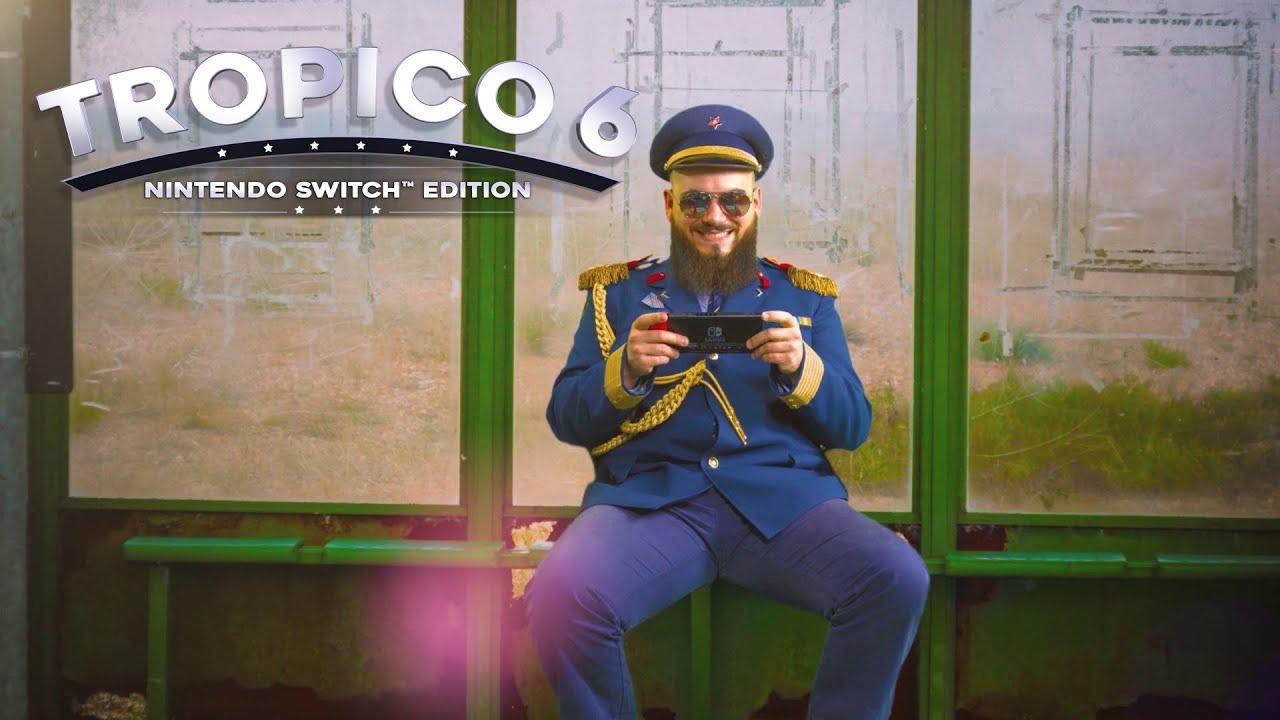 El Presidente debuta en Nintendo Switch