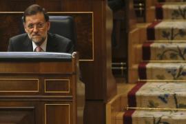 Rajoy dice que «pronto se podrá hablar de crecimiento y empleo»