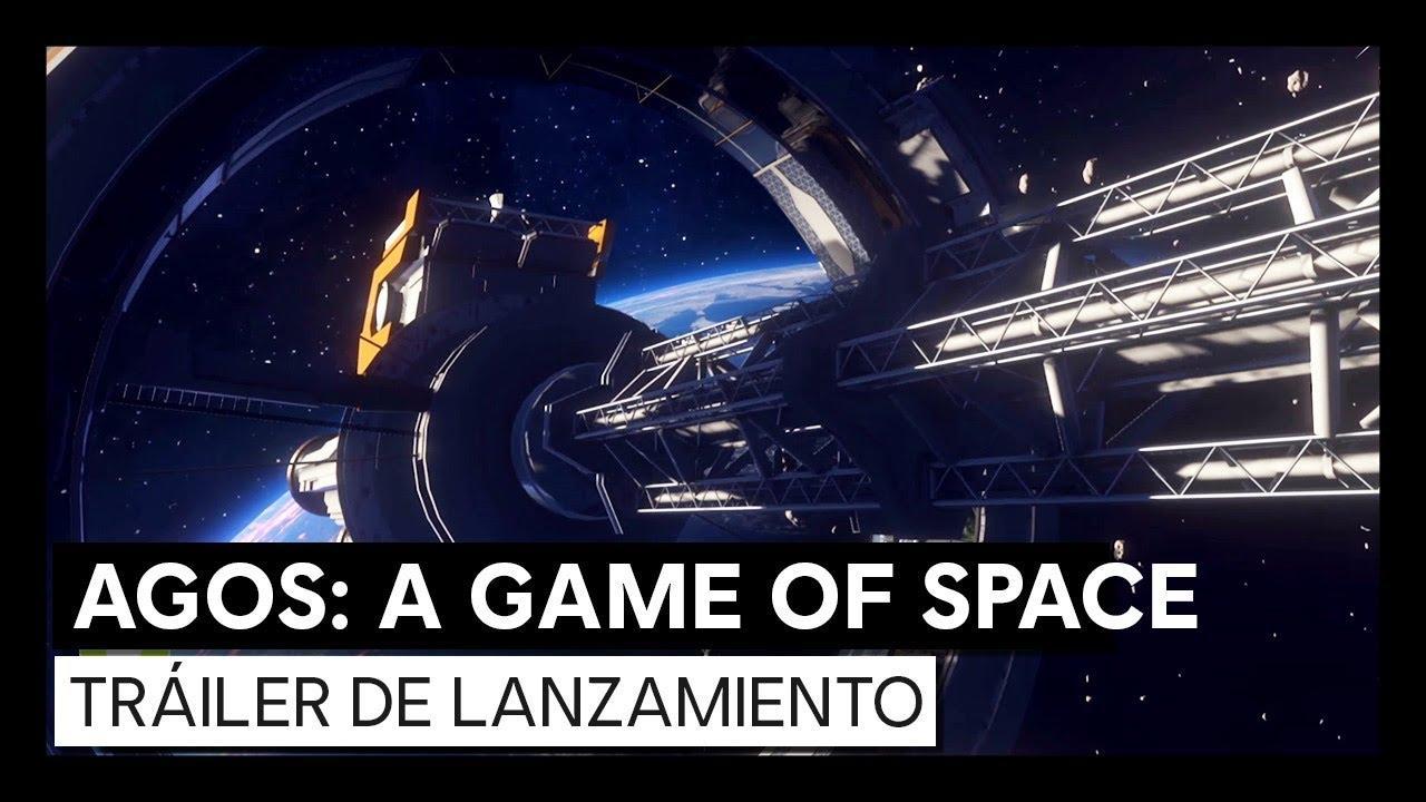 AGOS: A Game of Space, una aventura de exploración espacial para VR