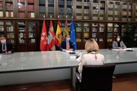 Media España se confina