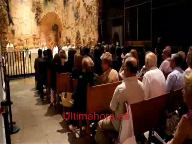 Salom preside el homenaje al rey Jaume II en la Catedral