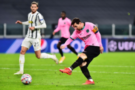 Champions League - Group G - Juventus v FC Barcelona
