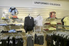 Los uniformes también están listos