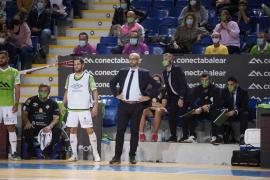 Vadillo: «Este equipo sabe levantarse»