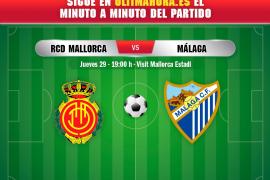 DIRECTO | Real Mallorca-Málaga