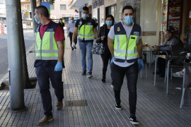 Prisión para los cuatro detenidos por explotación sexual en un piso de Palma