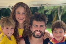 Shakira y Piqué dan la bienvenida a Max Piqué Mebarak