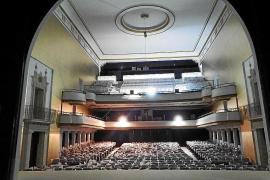 Una constructora 'inquera' completará las obras de reforma del Teatre Principal