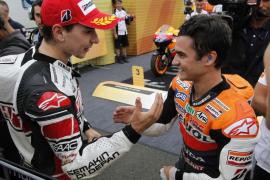 Nueva pelea entre Lorenzo y Pedrosa