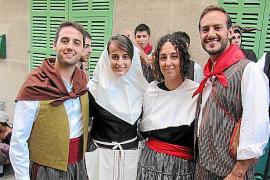 Procesión de la Beata en Santa Margalida