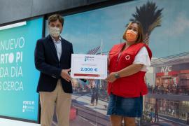 Porto Pi ayuda en la vuelta al cole a familias con pocos recursos