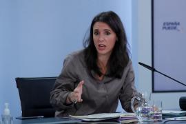 Irene Montero justifica la expulsión de Teresa Rodríguez durante su permiso de maternidad