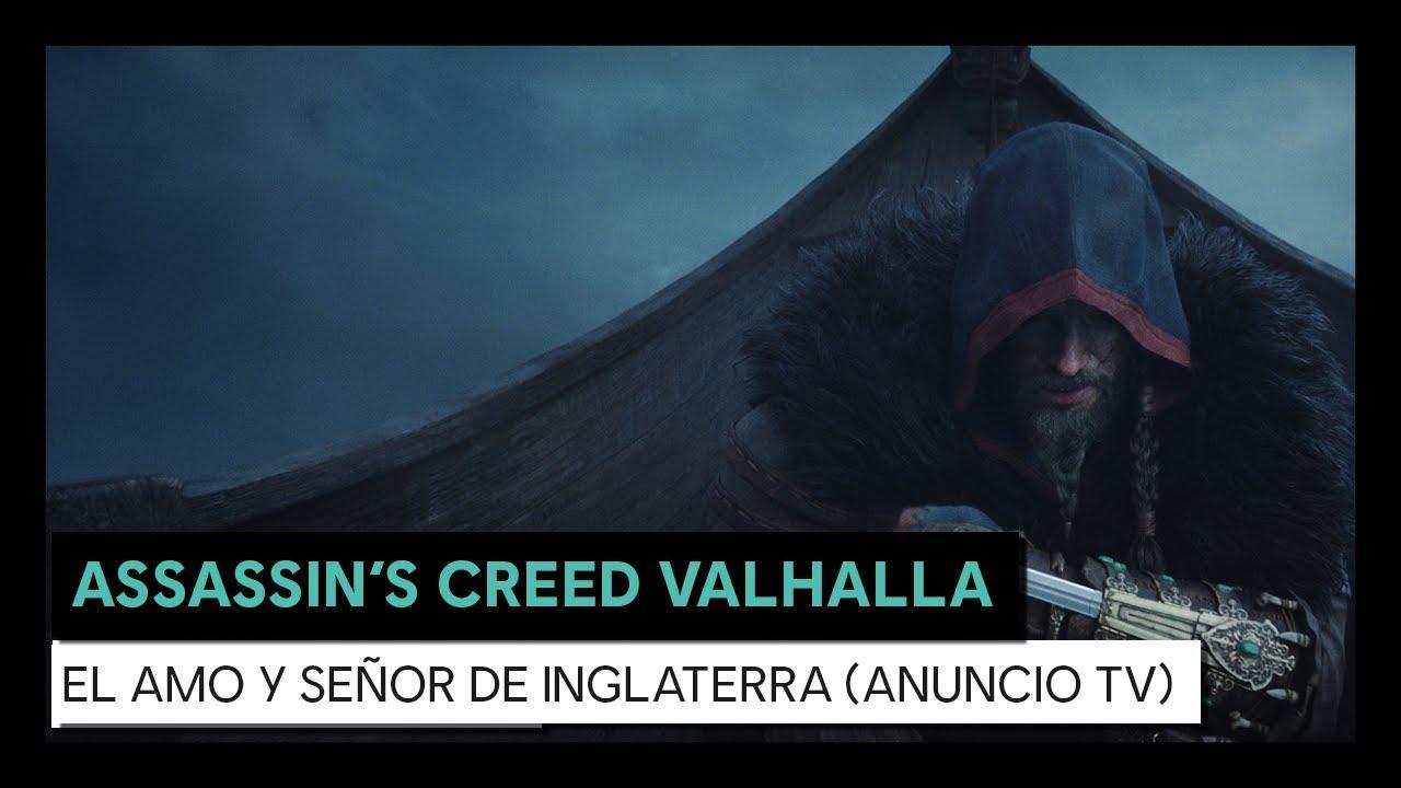 Assassin's Creed Valhalla, nuevo tráiler cinemático