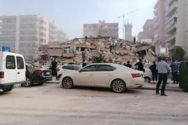 Un fuerte terremoto sacude Grecia y Turquía