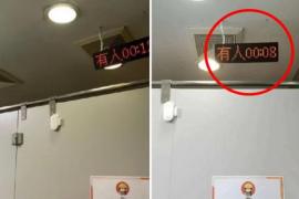 Críticas a una empresa por instalar temporizadores en los baños de sus empleados