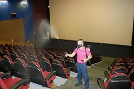 Las salas de cine son seguras: «cero» contagios tras cuatro meses abiertos