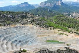 Alaró pedirá al Govern que revise la actividad minera en Can Negret