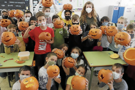 Entre Tots Sants y Halloween