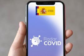 Radar COVID ya ha avisado a los contactos de 586 positivos en Baleares
