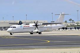 Los aeropuertos baleares operan este sábado 220 vuelos