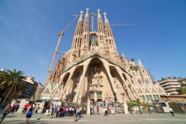 La Sagrada Familia cierra al público