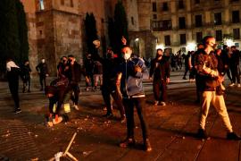 Barcelona denunciará a la Fiscalía pintadas antisemitas hechas por manifestantes