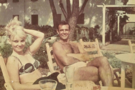 La huella de Sean Connery en Mallorca