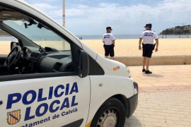 Juicio a un militar francés por agredir a un policía local de Calvià en Magaluf