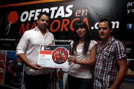 Reparto de premios de Ofertasenmallorca.com