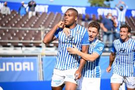 El Atlético Baleares rescata un punto en el tramo final