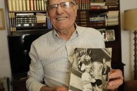 Gabriel Mas, el último líder mallorquín de La Vuelta