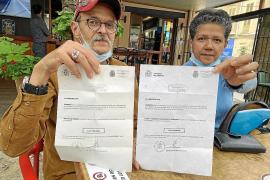 La edad de los venezolanos Imre y Tibisay les ha obligado a instalarse en 'la nada'