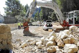 Toda obra pública en la Ruta de Pedra en Sec deberá ser vigilada por un maestro artesano
