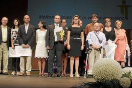 Enric Gonyalons, protagonista de los Premis a la Solidaritat del Consell
