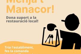 El Ajuntament de Manacor impulsa la campaña 'Menja't Manacor'