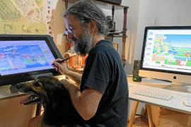 Quim Bou dibuja los orígenes de la Historia de la mano de Dolmen