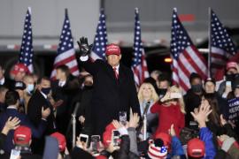 Trump cierra la campaña: «Mañana vamos a hacer historia de nuevo»