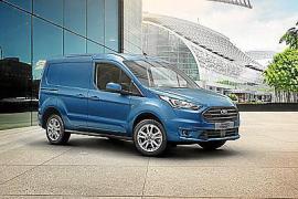 Ford introduce mejoras en la Transit Connect