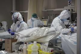 Los datos del coronavirus en Baleares a 3 de noviembre