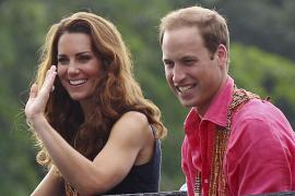 Los duques de Cambridge presentan una querella por las fotos de Catalina en 'topless'
