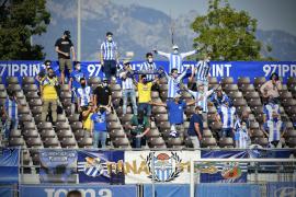 La Policía denuncia deficiencias sanitarias en el último partido del Atlètic Baleares