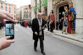 El TSJB considera legal la inclusión del Consell en la Festa de l'Estendard
