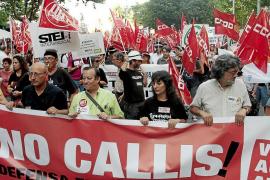 El TSJB respalda el recorte de liberados sindicales del Govern para reducir el déficit